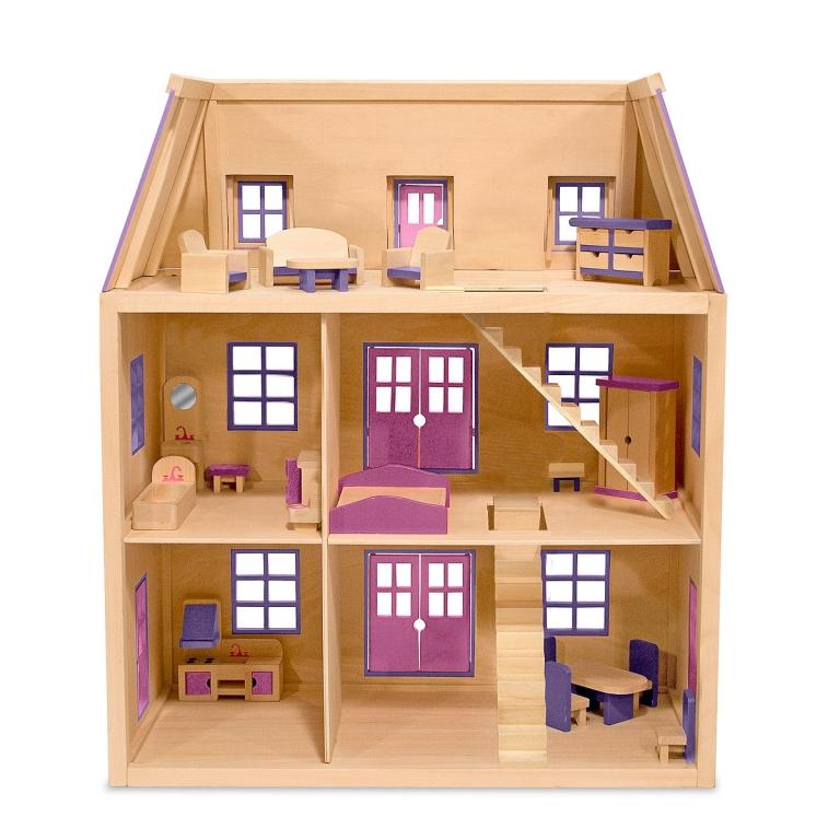 Многоэтажные дома своими руками