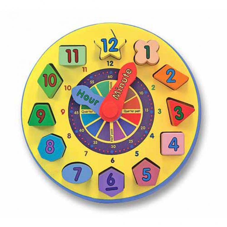 Часы игрушка своими руками